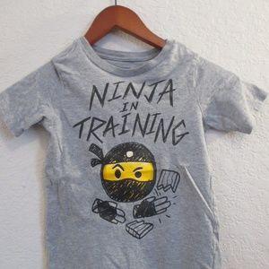 The Children's Place Ninja in Training T Shirt